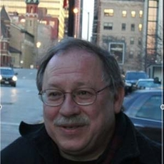 Stephen Sturk in Chicago - 2009